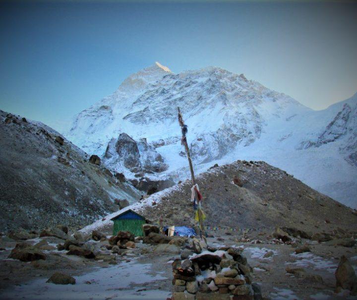 Mt. Makalu Trek